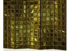 Paraván - Golden Afterglow II [Room Dividers]
